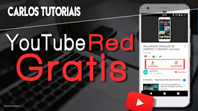 Como Desbloquear e Usar o YouTube Red no Brasil| Download Apk