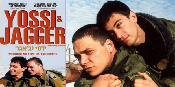 Yossi & Jagger, película