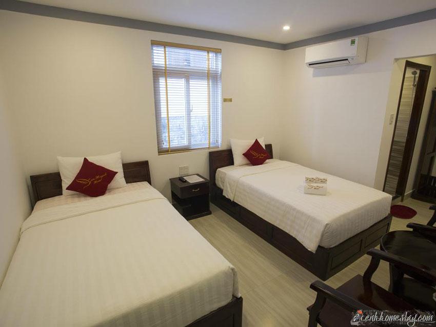 10 Nhà nghỉ Phú Quốc giá rẻ gần biển, chợ đêm Dinh Cậu và thị trấn