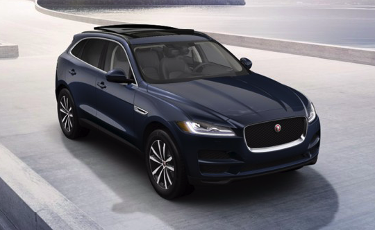 2019 Jaguar F-Pace 20d Diesel Review