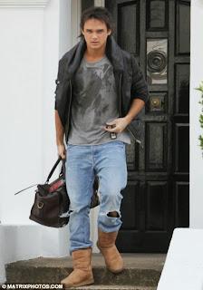 กางเกงยีนส์ชาย