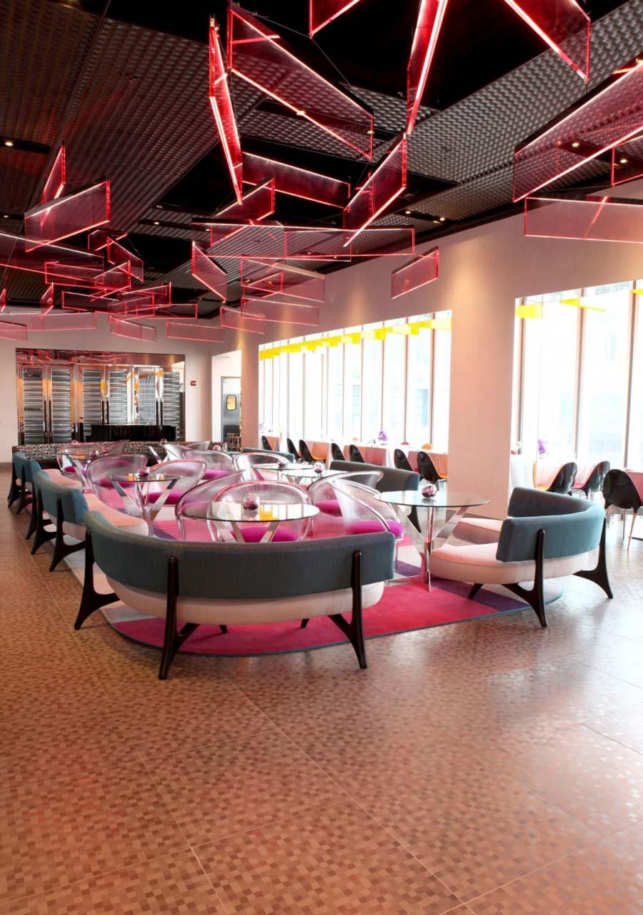 trend home interior design 2011 Cool Unique Restaurant ...