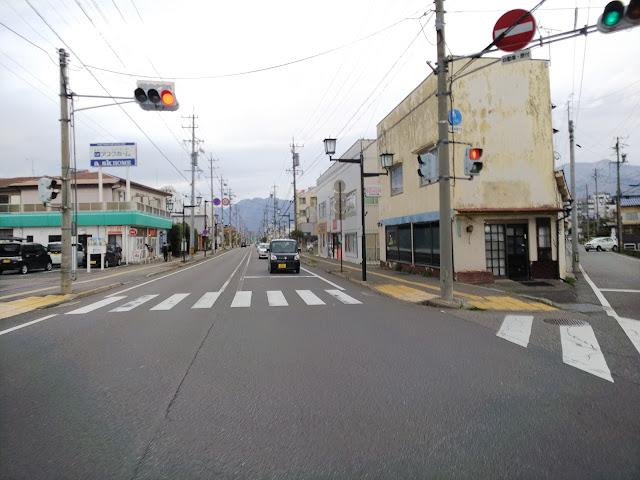 上田 国道141号