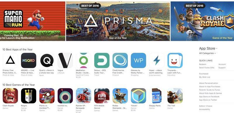 أفضل، تطبيقات، ألعاب، الآب ستور