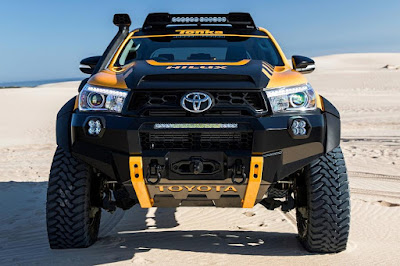 Toyota Hilux Tonka Concept (2017) Front