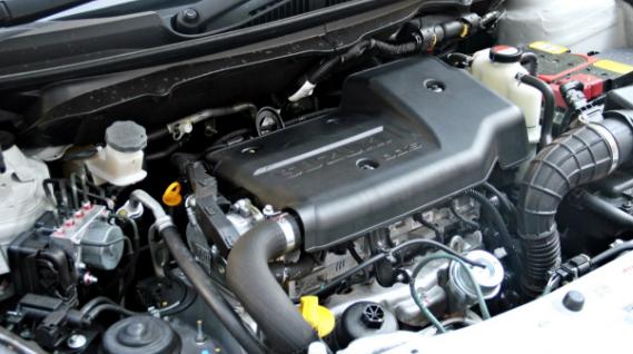 2018 Suzuki Celerio Engine