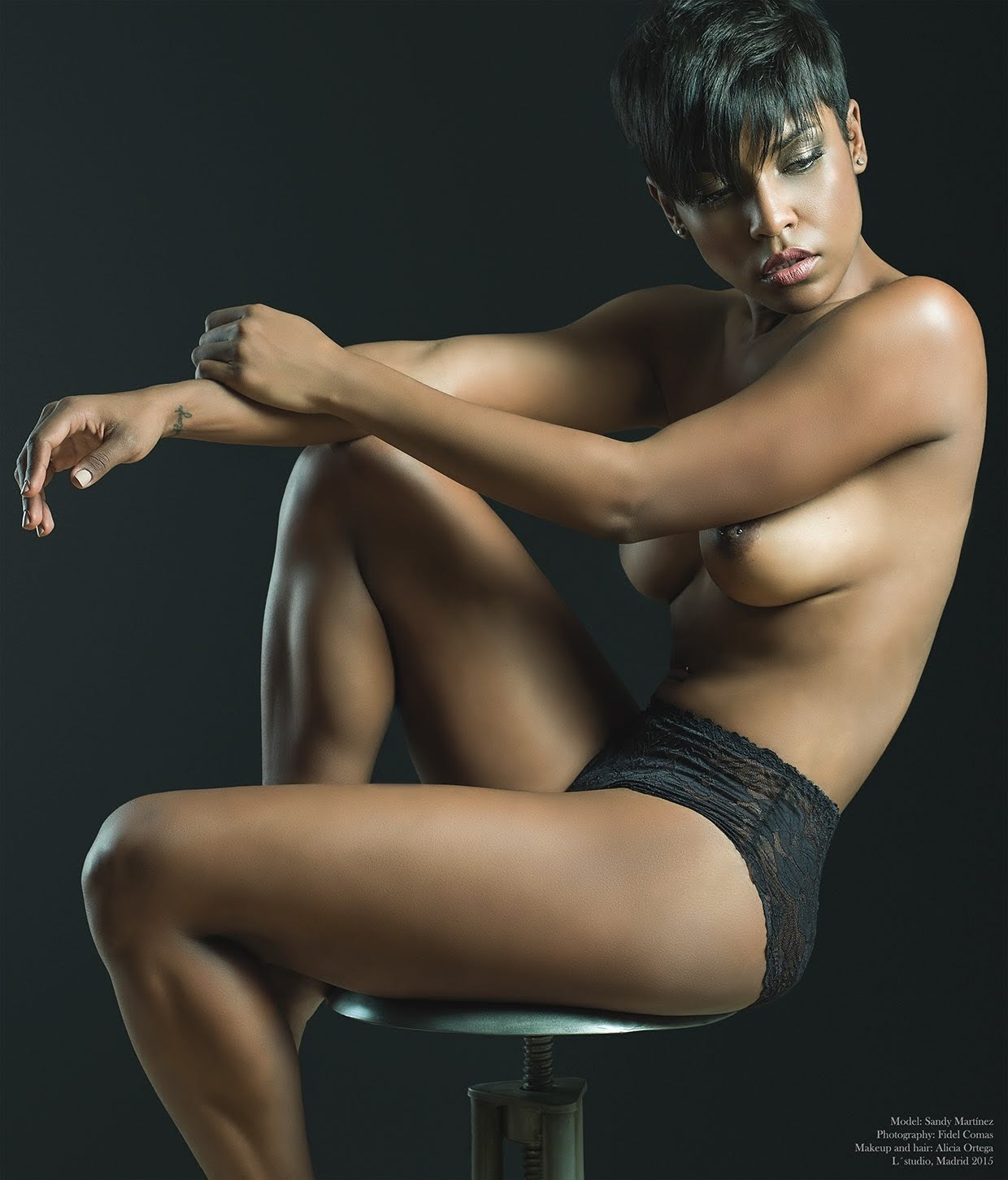 Nude by arved colvin