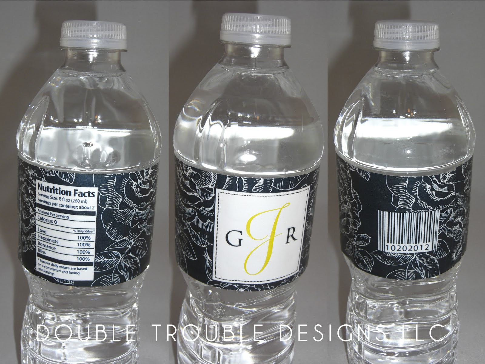 Trouble with bottled water