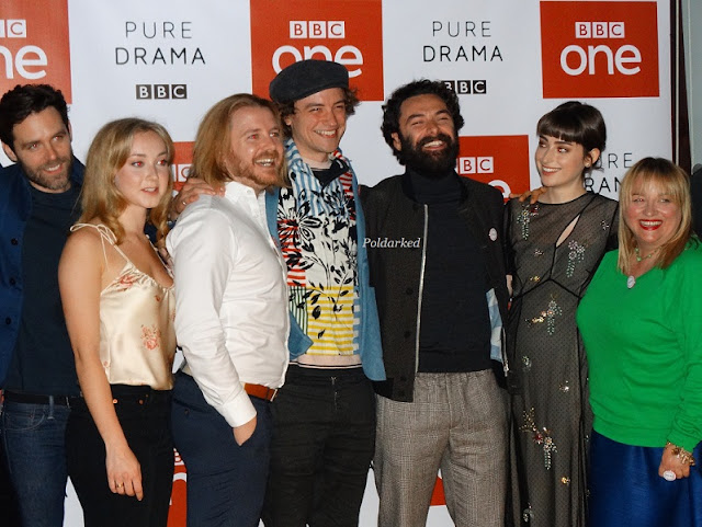 Luke Norris, Esme Coy, Christian Brassington,  Joshua Whitehouse, Aidan Turner, Ellise Chappell, Beatie Edney