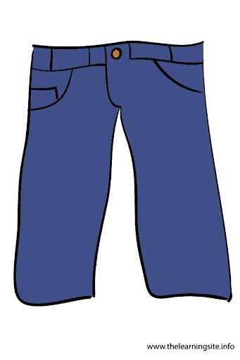 free clip art jeans - photo #18