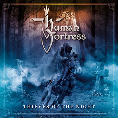 Human Fortress - Thieves Of The Night - cover album - 2016