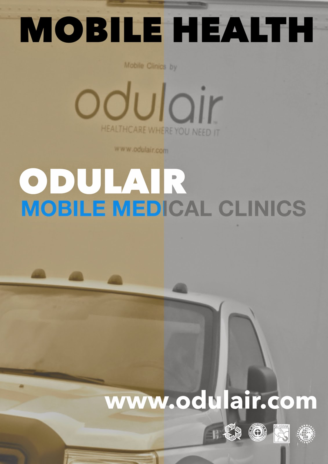 Mobile Clinics ODULAIR: Mobile Radiology Units - Mobile X-ray Units