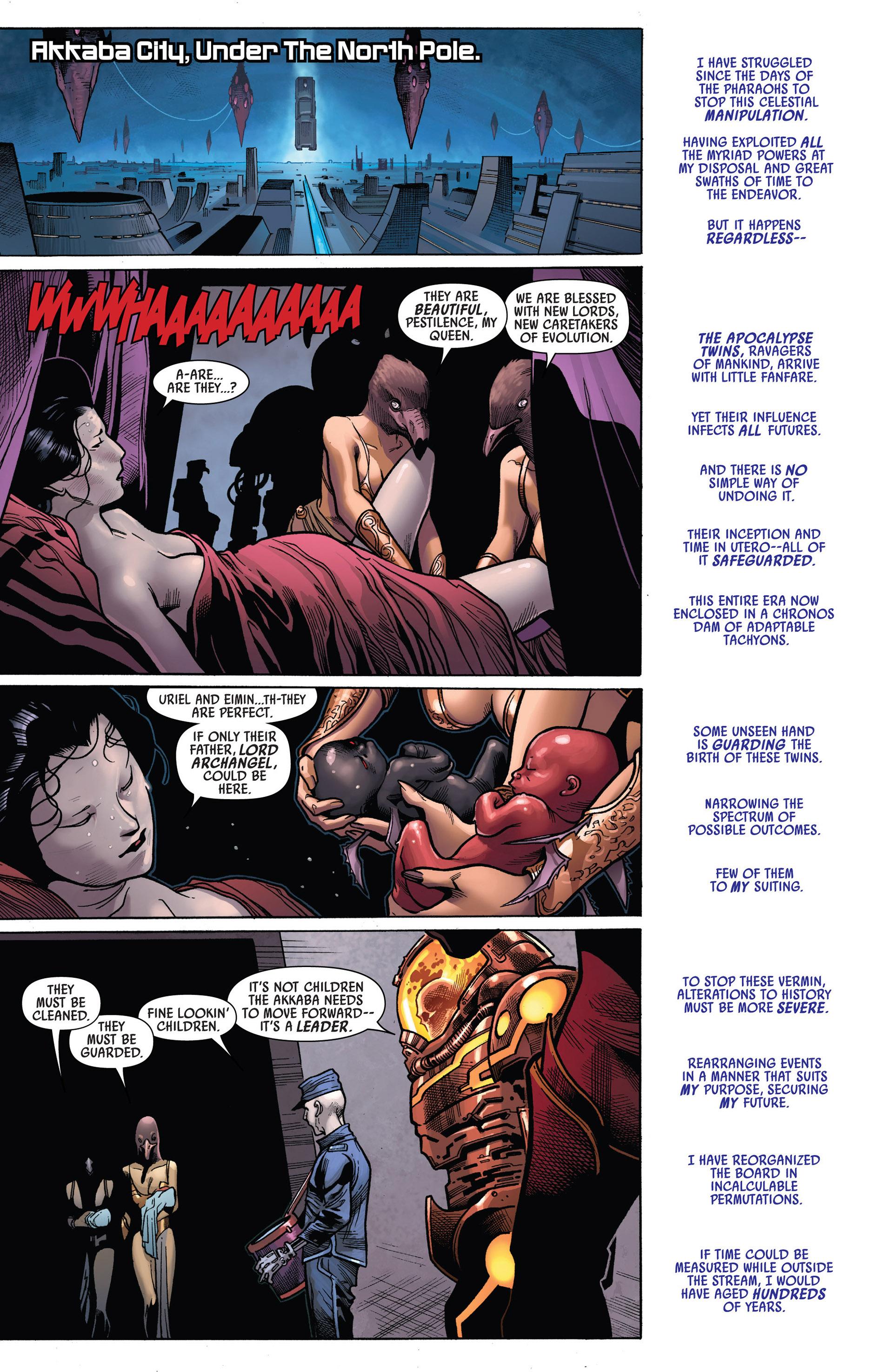 Read online Uncanny Avengers (2012) comic -  Issue #5 - 3