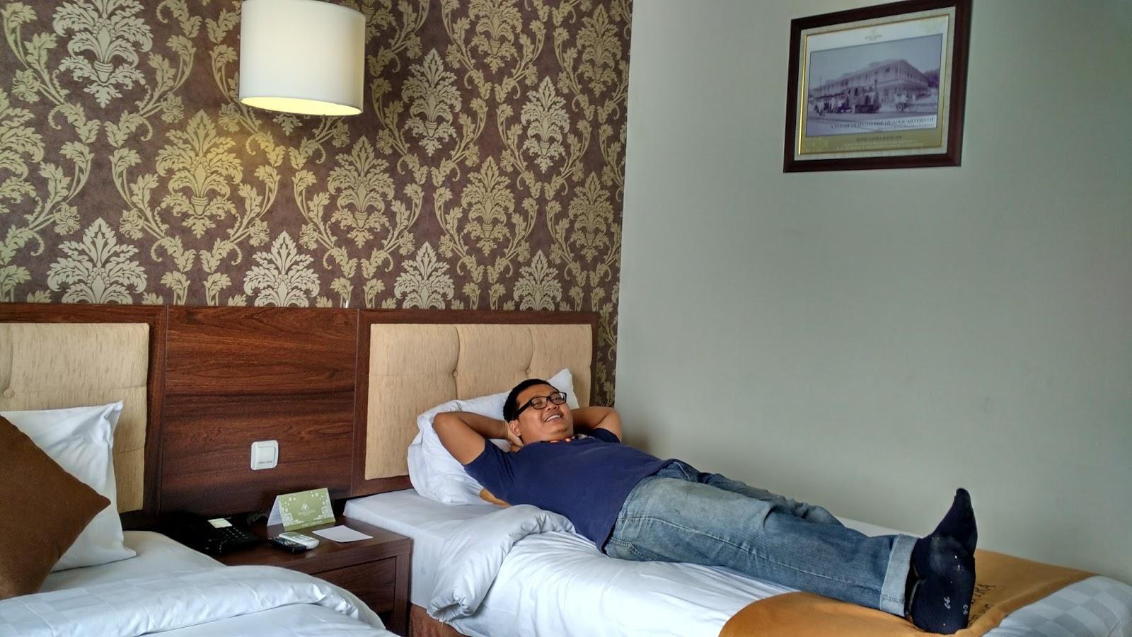 Menginap Di Hotel Safira Hotel Tenang Di Kota Magelang Ardian Kusuma