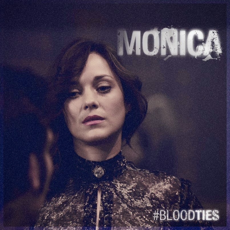 blood ties monica