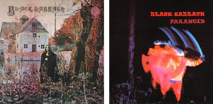 Black Sabbath e Paranoid
