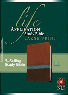 Life Application Study Bible NLT, Large Print  PDF