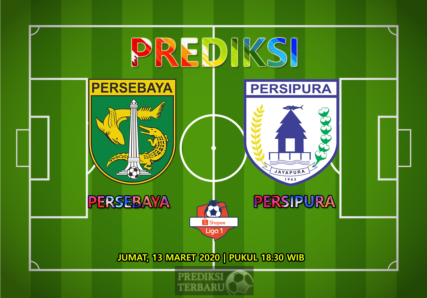 Prediksi Persebaya Surabaya Vs Persipura Jumat 13 Maret