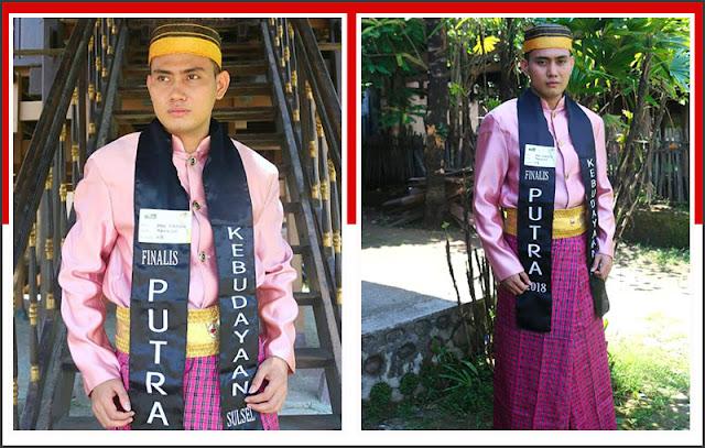 Gambar Pakaian Adat Pria Sulawesi Selatan