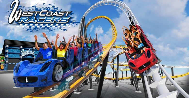 EVERY 2019 Six Flags New Attraction Confirmed - New Rides