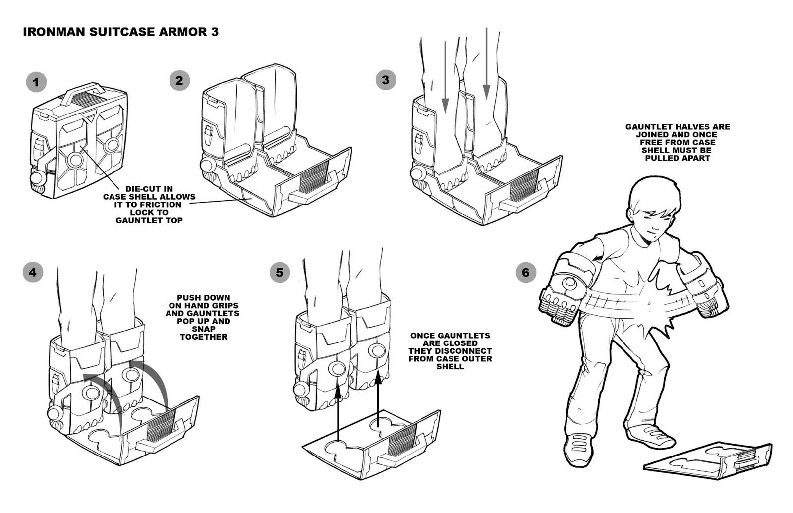 Iron Man Suit Design Blueprints Free Download Game