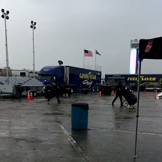 #NASCAR Xfinity Series Qualifying is Cancelled Due to Rain