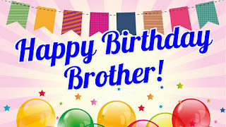 Birthday Shayari for Brother