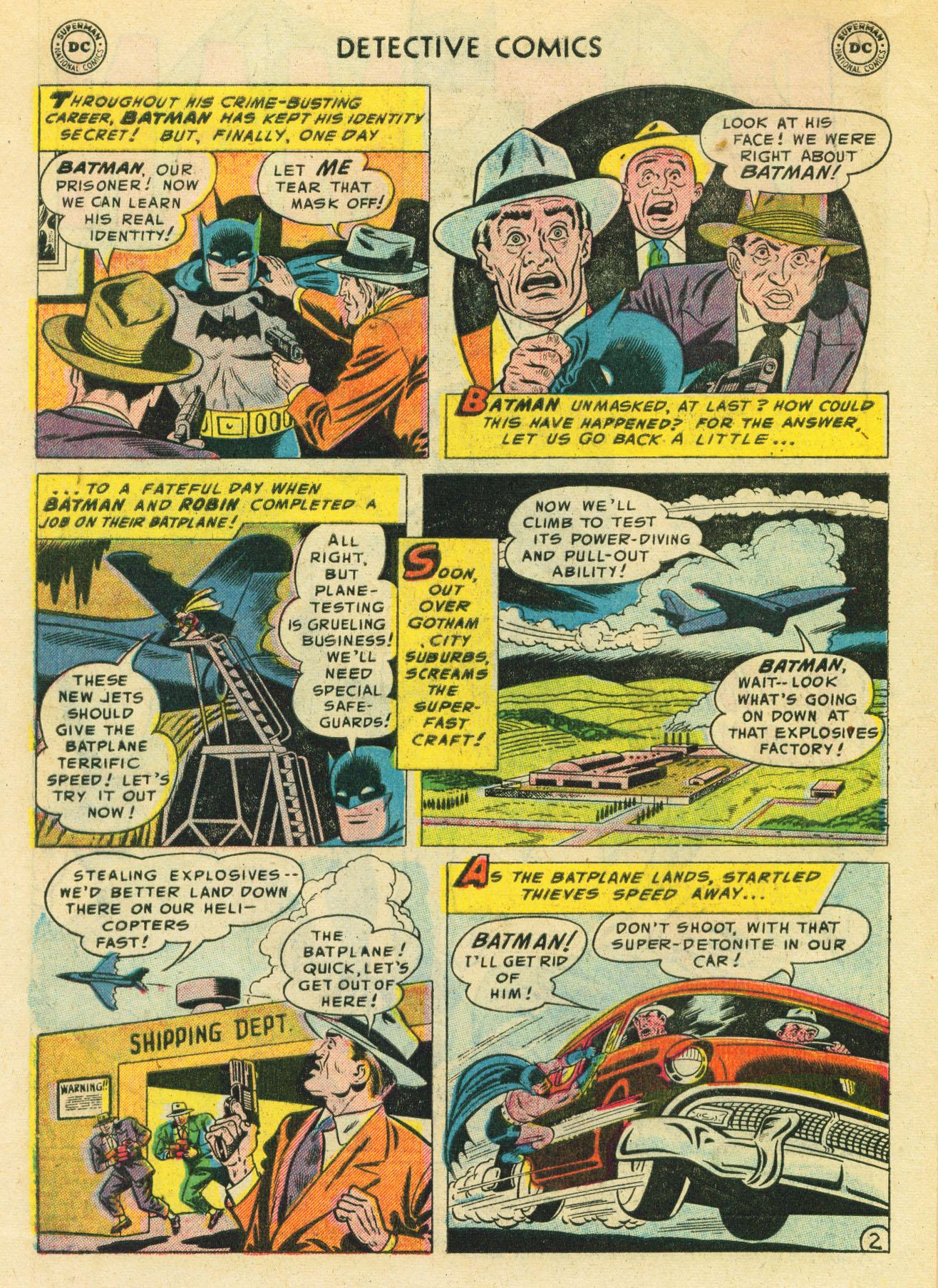 Detective Comics (1937) 224 Page 3