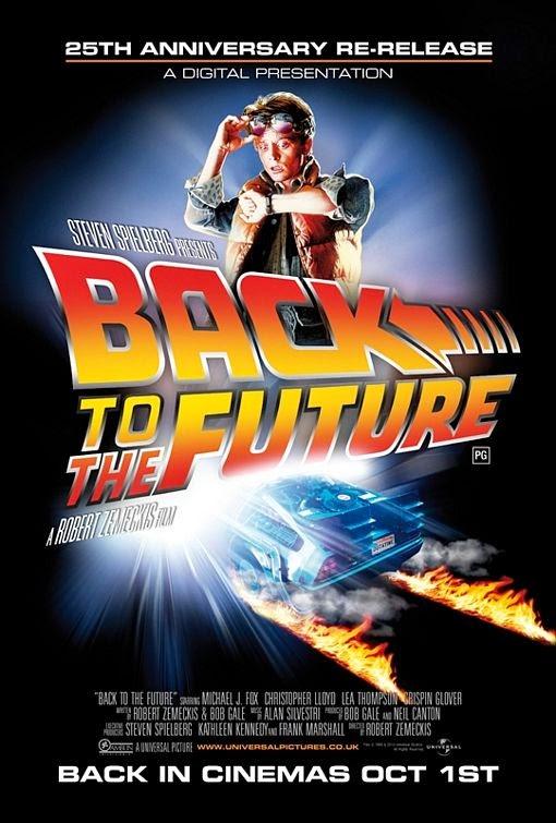 Back to the future เจาะเวลาหาอดีต [HD]