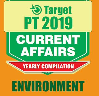 GS Score Environment - Target Prelims 2019 Download pdf