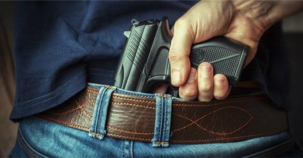 cidadão armado