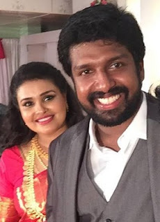 Actress Charutha Baiju marriage