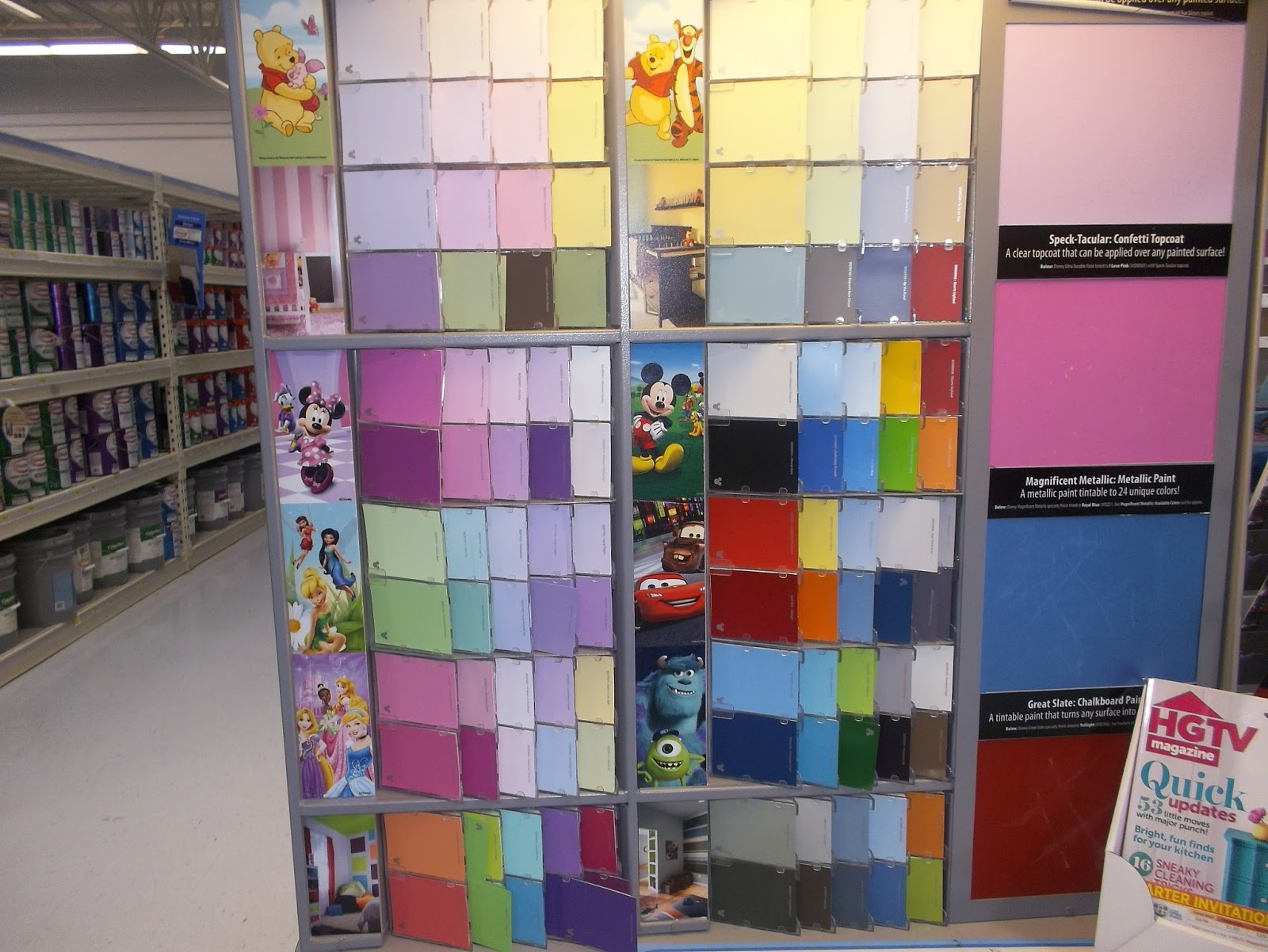 Making It Worthy Disney Paint Program All That Glitters