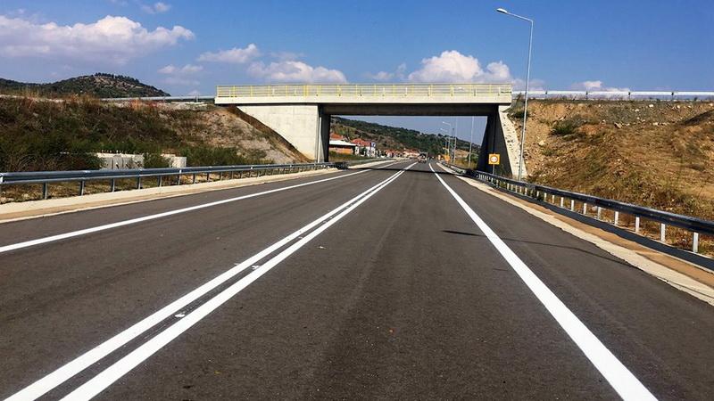 Παραδίδεται στην κυκλοφορία το τμήμα Κισσάριο - Ψαθάδες του κάθετου άξονα Αρδάνιο - Ορμένιο