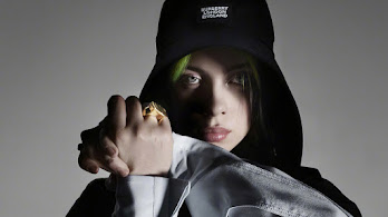 Billie Eilish, 4K, #4.3121