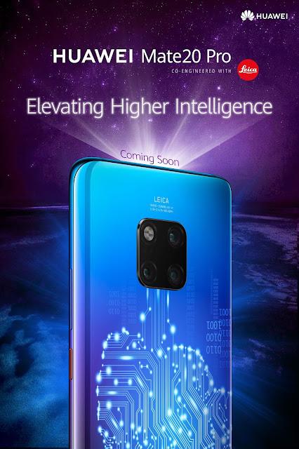 Huawei Mate 20 Pro 8GB RAM + 256GB