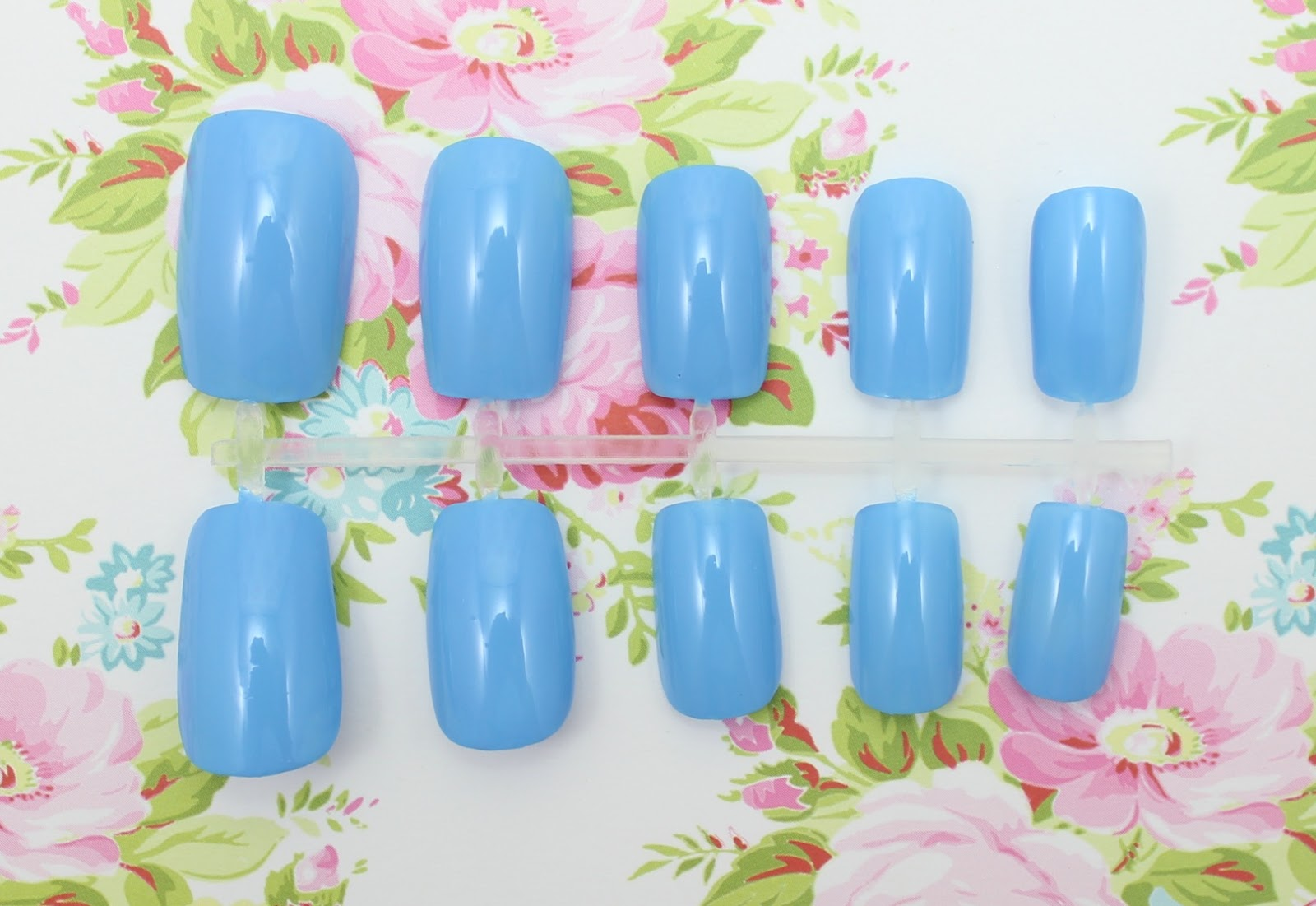 Barry M Nail Paint Bug a Blue swatch