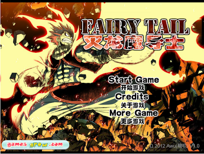 FAIRY TAIL EM FLASH