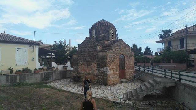 Επίσκεψη σε Ιερούς Ναούς σε Αγία Τριάδα και Πλατανίτι του ΔΙΕΚ Άργους