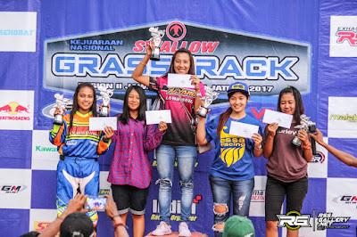 Podium FFA Wanita, lanjutan Indiel Series 2 Bandungan