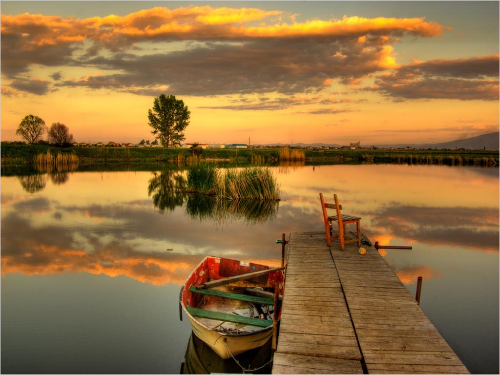 World Best Nature Sunset