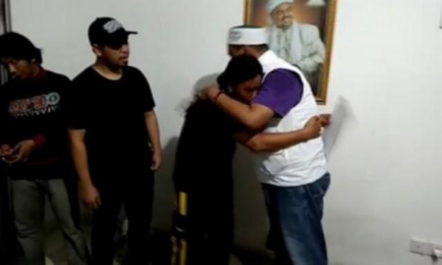 Tangis Penyesalan, Akhir Kisah Penghadang Habib Bahar di Bandara Manado