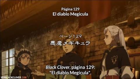 Black Clover Capítulo 129 Sub Español HD