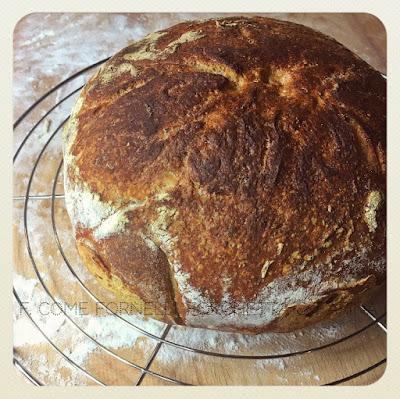 facile e veloce, pane fatto in casa, homemade, integrale, soffice