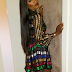 Tiwa Savage shows off her hot legs in mini dress (Photos)