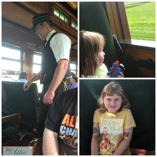 Strasburg Railroad, train rides, Thomas the Train, Pennsylvania attractions