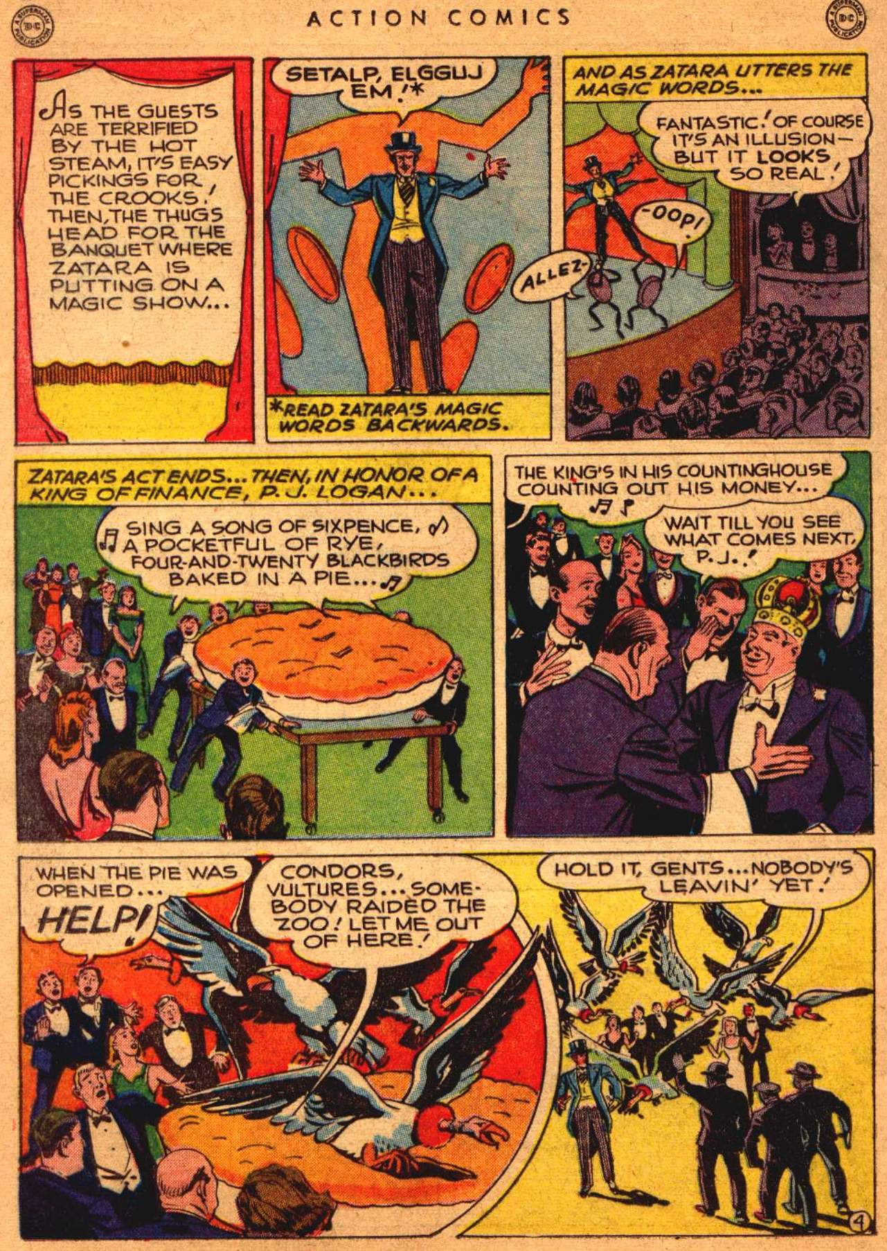 Read online Action Comics (1938) comic -  Issue #108 - 25