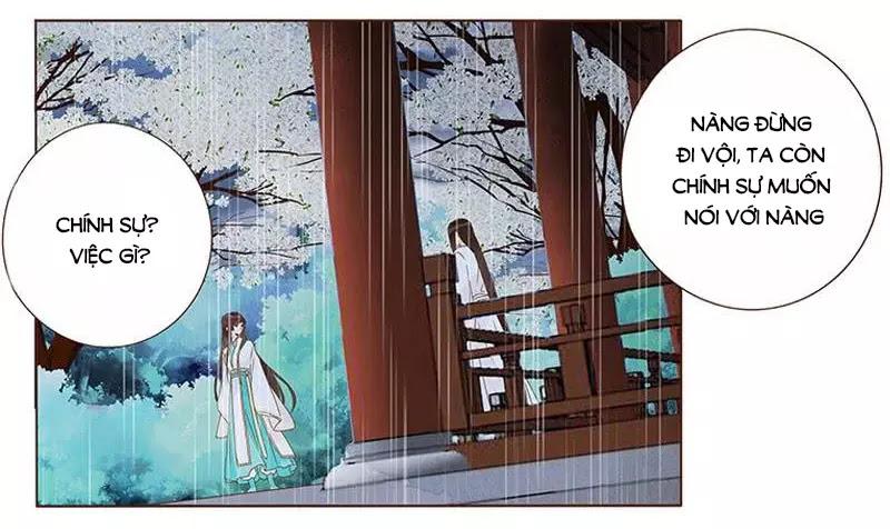 Đế Vương Trắc Chapter 128 - Trang 43