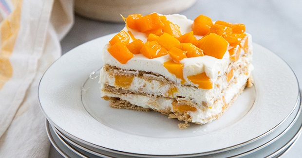 Mango Royale (Filipino Icebox Cake) Recipe