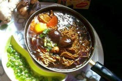 Resepi Ringkas Yee Me Sizling Plack Pepper Hot Plate